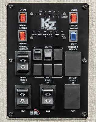 2020 KZ CONNECT C221RBSE full
