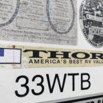 2005 THOR OF CALIFORNIA TRANSPORT 33WTB full