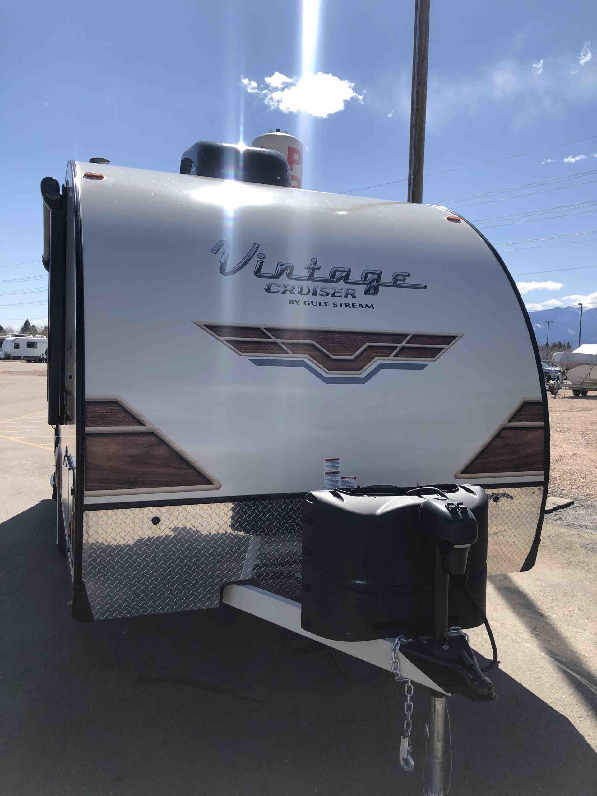 2021 Gulf Stream Vintage Cruiser 17scd For Sale In Colorado Springs Pikes Peak Rv