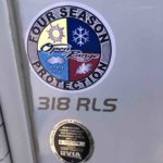 2014 HIGHLAND RIDGE OPEN RANGE LIGHT FW 318RLS full