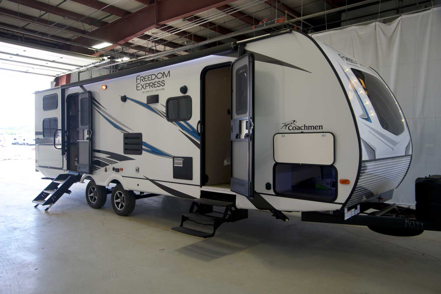 2021 FOREST RIVER COACHMEN FREEDOM EXPRESS 287BHDS full