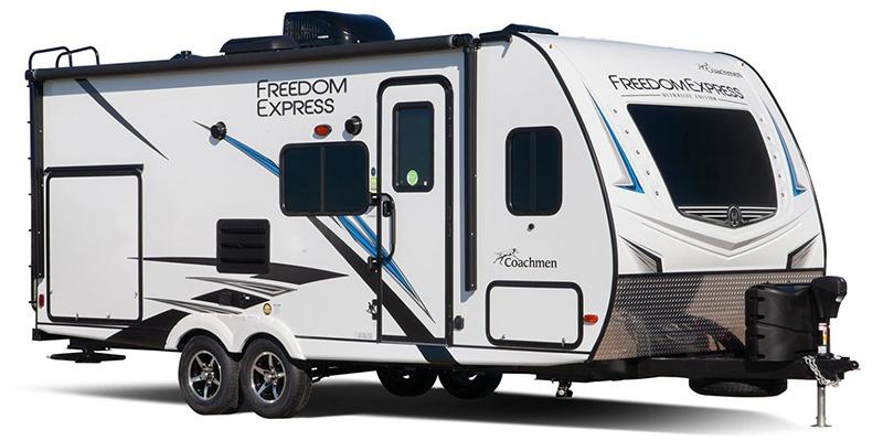 freedom express coachmen camper
