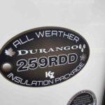 2019 KZ DURANGO 1500 259RDD full